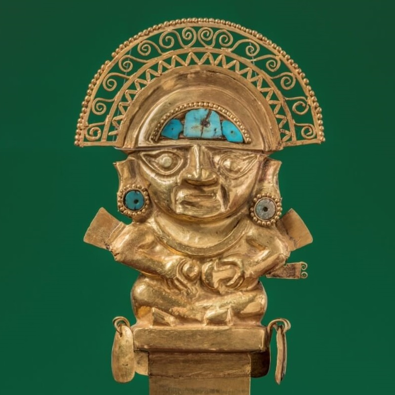 """THE GOLD OF THE INCA EMPIRE. GOD. POWER. ETERNITY. 2000 YEARS OF THE GREAT CIVILIZATION"""